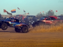sandrail vs sandrail racing glamis drags
