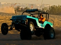 Jeep Wheelstand Glamis Drags