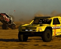 trophy truck and sand rail wheelie glamis sand dunes drags