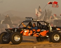sand rail glamis drags black orange